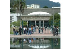 Foto Universidad Central del Ecuador Quito Ecuador